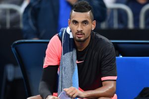 Australian Open 2018: Nick Kyrgios fined for colourful language