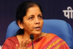 Sitharaman blames UPA for PNB scam, vows to take strict action