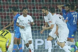 ISL: Coach-less NorthEast United defeat FC Goa