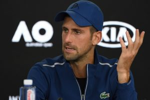 Back to drawing board for ailing Novak Djokovic