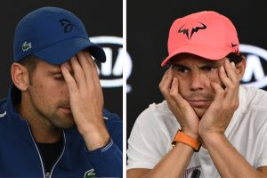 Worrying signs for world tennis as declining biggies battle injuries