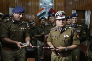 OP Singh takes charge as new UP DGP