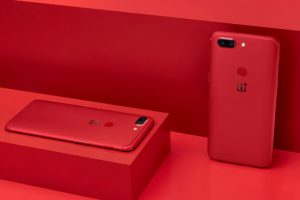OnePlus 5T Lava Red Special Edition now in India: Price, Specifications, Availability and more