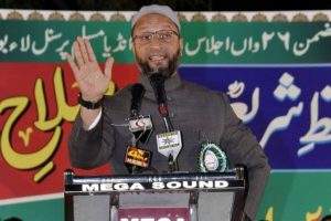 Asaduddin Owaisi welcomes SC order on national anthem