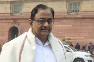 Fears of imminent economic slowdown have come true: Chidambaram