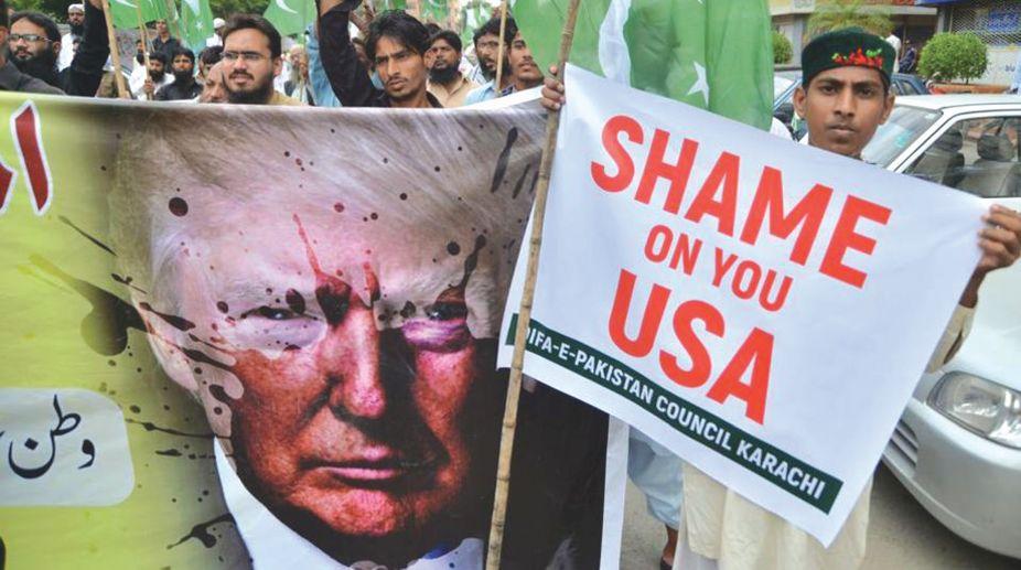PAKISTAN-US-AFGHANISTAN-DIPLOMACY