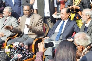Constitution is the greatest public policy: Justice Chelameswar