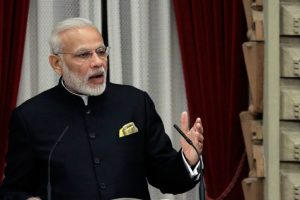India means business: PM Modi tells global CEOs in Davos