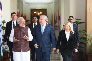 Netanyahu describes Gandhi as 'humanity's great prophet'