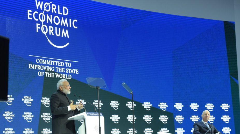 PM Modi, Davos, Amit Shah