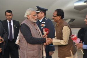 PM Modi, Arun Jaitley wish Shivraj Singh Chouhan on his 59th birthday