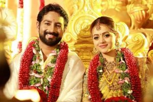 Malayalam actress Bhavana marries Kannada producer Naveen