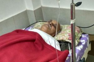 VHP president Pravin Togadia's health stable: Doctor