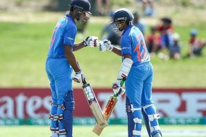 ICC U-19 Cricket World Cup: Shaw, Kalra script easy win for India over Australia