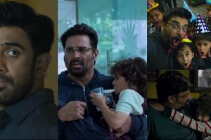'Breathe' not a murder mystery, it's a thriller: R Madhavan