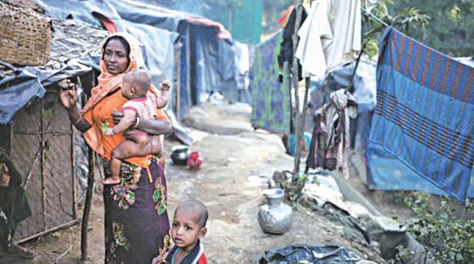 Rohingya camps, Bangladesh, Myanmar minister, Muslim minority, Rohingya refugees