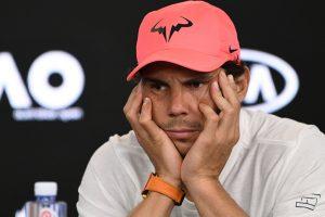 Roger Federer wishes 'friend' Rafael Nadal speedy recovery
