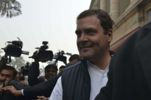 'Piyush ghotala returns': Rahul Gandhi takes another jibe at Railway minister