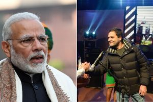 BJP takes dig at Rahul Gandhi's 'Rs 70,000 Burberry' jacket