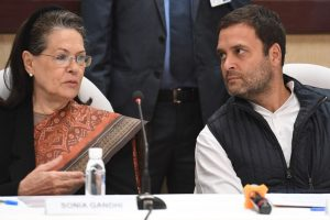 National Herald case: Hearing against Sonia, Rahul adjourned till March 17