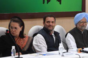 Sonia, Rahul, Manmohan pay tributes to Mahatma Gandhi on his death anniversary