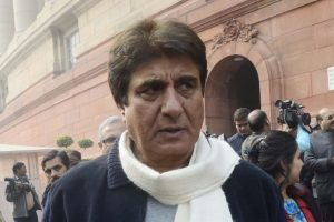 Raj Babbar quits as UP Congress chief, Jitin Prasada likely to take over