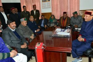Rajeev Bindal gets coveted post of Speaker in HP Assembly