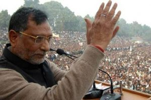 BJP suppressing Muslims: Ram Gobind Chaudhary