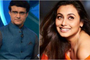 Rani Mukerji will promote 'Hichki' on Sourav Ganguly's reality show