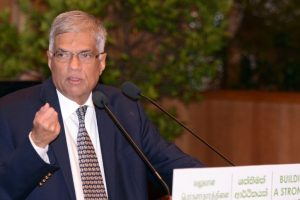My govt will continue, says Sri Lankan Prime Minister