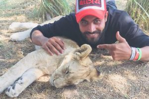 Pics inside: Ravindra Jadeja, Jasprit Bumrah in 'lion's den' in South Africa