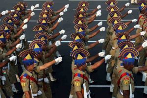 India displays military might, cultural prowess before 10 Asean chief guests