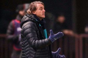 Roberto Mancini open to Italy coaching job