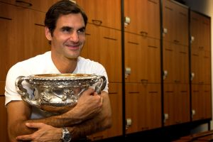 Don't ask Roger Federer how long he can play for!