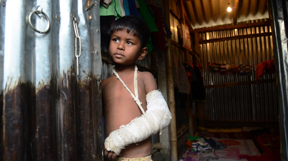 Rohingya Refugee in India