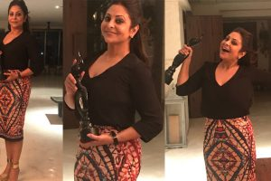 Filmfare awards: Shefali Shah bags best actress for short film Juice