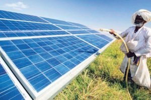Ambitious solar power plan