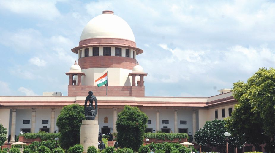 Supreme Court stays proposed changes in Delhi Master Plan 2021