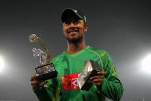 Bangladesh batsman Sabbir Rahman suspended