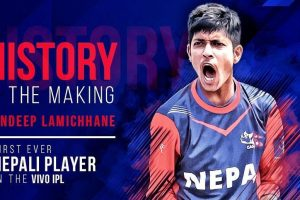 Michael Clarke has had the biggest influence on me as a cricketer: Sandeep Lamichhane