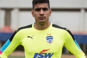 Dheeraj Singh has to be careful about move to Scotland: Goalkeeper Sandhu