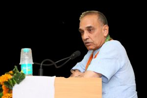 Spirituality needed along with scientific progress: Satyapal Singh