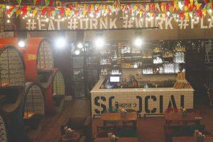 Impresario opens first 'Social' outlet