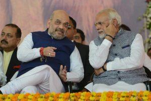World has taken note of record development under PM Modi: Amit Shah