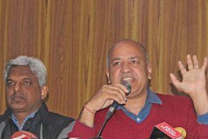 AAP announces three Rajya Sabha candidates