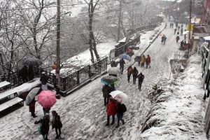 Himachal hills may turn white this weekend