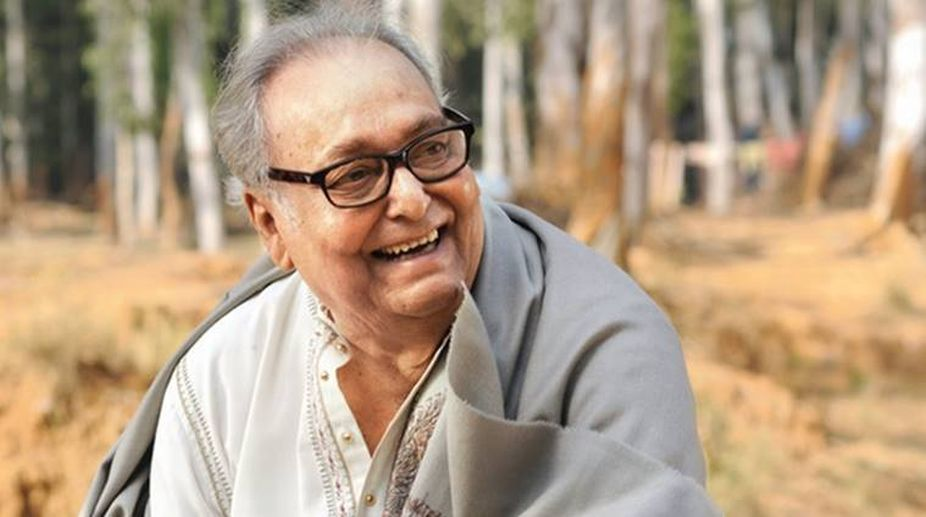 Mamata Banerjee wishes Soumitra Chatterjee on 83rd birthday
