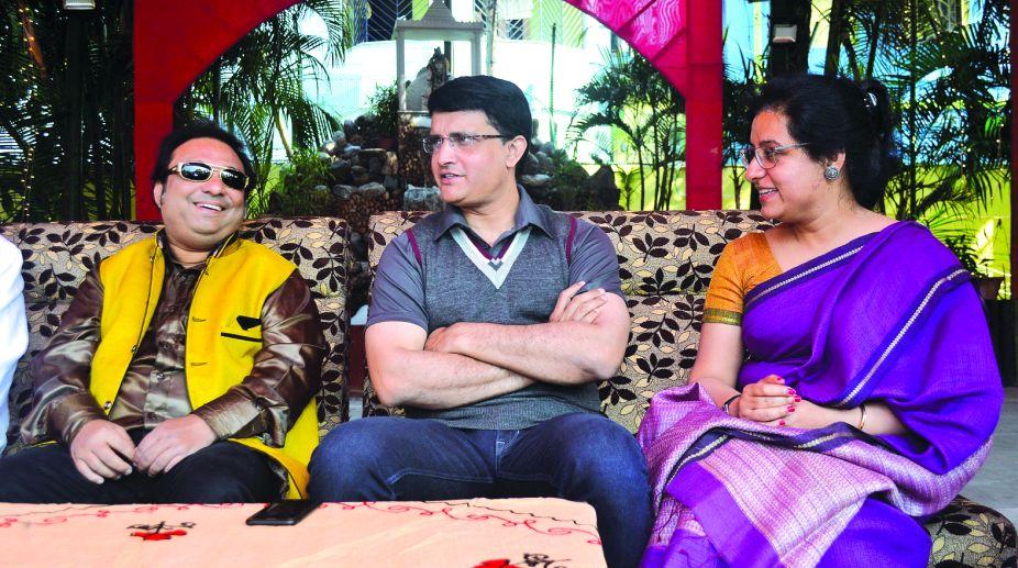 Sourav Ganguly, Prodyut Mukherjee, Rhythm Express