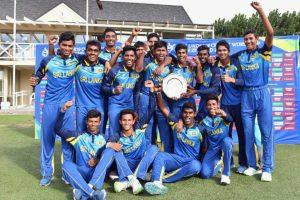 ICC U-19 Cricket World Cup: Boyagoda, Lakshan help Sri Lanka beat Windies to win Plate Championship