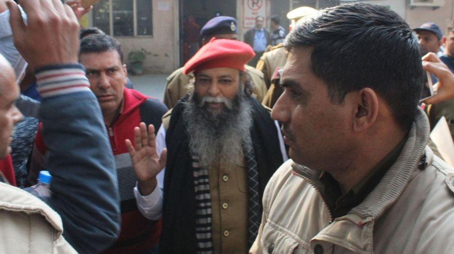 Haryana prison, Padmaavat, BJP eader, Surajpal Singh Ammu